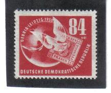 DDR136  DDR 1950  Michl  250  ** Postfrisch SIEHE ABBILDUNG