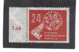 DDR139  DDR 1950  Michl  275  ** Postfrisch SIEHE ABBILDUNG