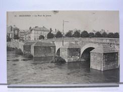 07 - MEZIERES - LE PONT DE PIERRE - 1919 - Charleville