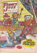 Francs-Jeux N° 491 D'avril 1967 - Livres, BD, Revues