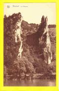 * Waulsort (Hastière - Namur - La Wallonie) * (Nels, Ern Thill) Les Rochers, Rotsen, Canal, Quai, Rare