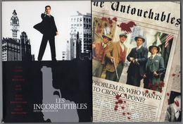 CINEMA - POLICIER - EDITION SPECIALE COLLECTOR DVD - LES INCORRUPTIBLES DE BRIAN DE PALMA - KEVIN COSTNER / SEAN CONNERY - Policiers