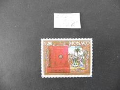 Monaco :  Timbre Neuf  N°2162