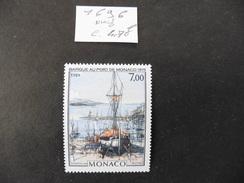 Monaco :  Timbre Neuf  N°1696