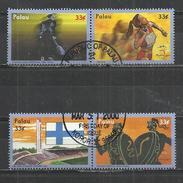 PALAU 2000 - OLYMPIC GAMES - CPL. SET - USED OBLITERE GESTEMPELT USADO