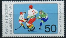 PIA - GERMANIA - 1975 : Campionati Del Mondo Di Hochey Su Ghiaccio  -  (Yv 684) - Hockey (su Ghiaccio)