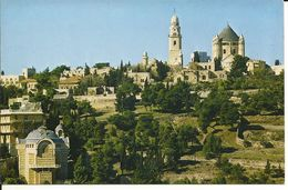 PALESTINE - ISRAEL - JÉRUSALEM - Mount Zion -- - Cartes Postales