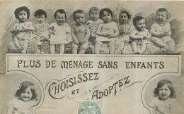 BERGERET PLUS DE MENAGE SANS ENFANTS CHOISISSEZ ET ADOPTEZ - Bergeret