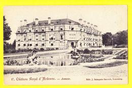 * Houyet (Namur - La Wallonie) * (Edit J. Saimpain Barnich Beauraing, Nr 17) Chateau D'Ardenne, Annexe, Kasteel, Rare