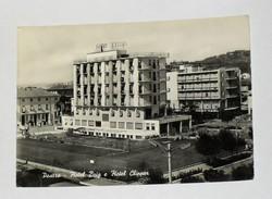 PESARO URBINO - Pesaro - Hotel Brig E Hotel Clipper - Campi Da Tennis - 1965 - Pesaro