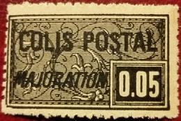 France Superbe Colis Postal N° 15 N** Gomme D'origine Sans Charnière Ni Trace ! Cote 2017 : 3,00 € !