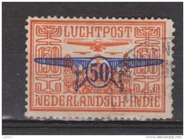 Nederlands Indie Netherlands Indies Luchtpost 17 Used; Vliegtuig, Flugzeuge, Avion, Avion, Aeroplanes, Airoplane 1932