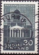 Finland 1961 Gebouwendienst GB-USED