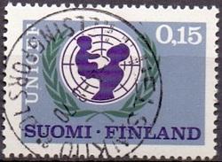 Finland 1966 Unicef GB-USED