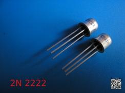 RFRA152 TRANSITORS 2N2222 A X2 COMPOSANT ELECTRONIQUE - Composants