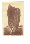 Cpa - 29 - Penmarch - Menhir - N°100 Hamonic - Monuments Mégalithiques Bretagne -
