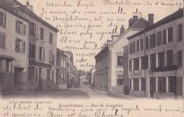 NEUFCHATEAU : Rue De Longlier
