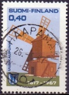 Finland 1967 Nystad GB-USED