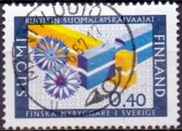 Finland 1967 Emigratie GB-USED