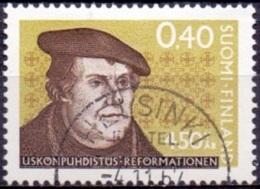Finland 1967 Reformatie GB-USED