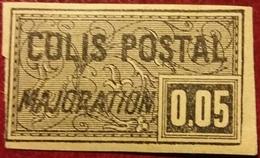 France Superbe Colis Postal N° 17 (*) ! Cote 2017 : 2,50 € ! A Voir !