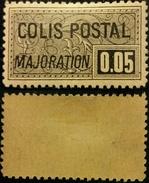 France Superbe Et Très Rare Colis Postal N° 19 N* Gomme D'origine ! Cote 2017 : 150,00 € ! A Voir Absolument !