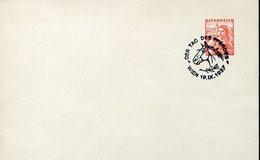 18642 Austria, Special Postmark 1937 Wien,  Tag Des Pferdes,  Horses Day, - Otros