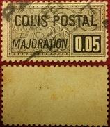 France Superbe Et Très Rare Colis Postal N° 19 Oblitéré ! Cote 2017 : 50,00 € ! A Voir Absolument !
