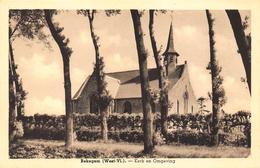 Bekegem   Kerk En Omgeving    Ichtegem        A 5477 - Ichtegem