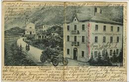 SONDRIO -  CASPOGGIO VALMALENCO ANIMATA - F.P. PIEGA CENTRALE - Sondrio