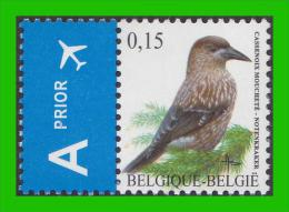 BUZIN - 3750** Cassenoix Moucheté / Notenkraker - TRFO2 (DOF Papier TERNE) - 1985-.. Pájaros (Buzin)