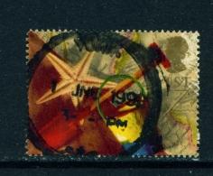 GREAT BRITAIN  -  1992  Greetings  1st  Used As Scan - Gebruikt
