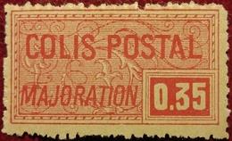 France Superbe Colis Postal N° 20 N** Gomme D'origine Luxe Sans Charnière Ni Trace ! Cote 2017 : 6,00 € ! A Voir !