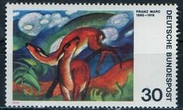 PIA - GERMANIA - 1974 :  Espressionismo Tedesco  - Quadri Di  Franz Marc E Alexey Von Jawlensky  -   (YV 647-48)
