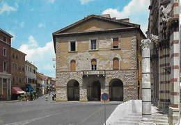 ITALIE - GROSSETO  -  Hôtel De Ville & Cours Carducci - Grosseto