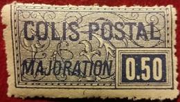 France Superbe Colis Postal N° 21 N** Gomme D'origine Luxe Sans Charnière Ni Trace ! Cote 2017 : 9,00 € ! A Voir !