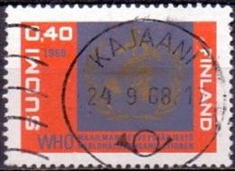 Finland 1968 20 Jaar W.H.O GB-USED