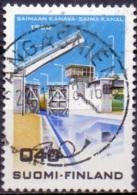 Finland 1968 Saimakanaal GB-USED