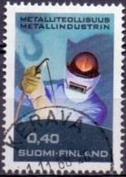 Finland 1968 Metaalindustrie GB-USED