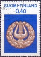 Finland 1968 Studentenver GB-USED