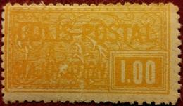 France Colis Postal N° 22 N* Gomme D'origine Et Trace De Charnière ! Cote 2017 : 4,00 € ! A Voir !