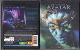 CINEMA - SCIENCE-FICTION - EDITION LIMITÉE BLU-RAY 3D - AVATAR DE JAMES CAMERON - SIGOURNEY WEAVER / SAM WORTHINGTON - Sci-Fi, Fantasy