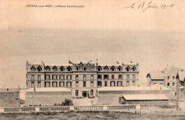 V6497 Cpa 80 Onival Sur Mer - L' Hôtel Continental - Onival