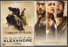 CINEMA - HISTOIRE - EDITION COLLECTOR 2 DVD - ALEXANDRE - OLIVER STONE - COLIN FARRELL / ANGELINA JOLIE / VAL KILMER - Sciences-Fictions Et Fantaisie