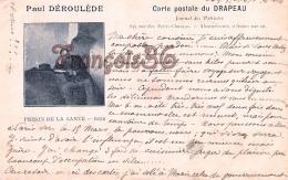 Paul Déroulède Ecrivain Journal Des Patriotes -  2 SCANS - Ecrivains