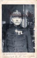 Le Général Legrand Guerre 1914 Armée  - 2 SCANS - Politieke En Militaire Mannen