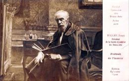 Tollet Président De La Société Lyonnaise Des Beaux Arts Portrait De L'auteur Ed. Sylvestre Lyon 1926 - 2 SCANS - Célébrités