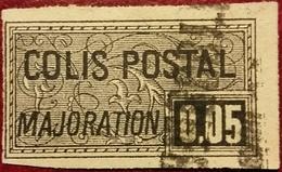 France Très Rare Et Superbe Colis Postal N° 23 Oblitéré ! Cote 2017 : 50,00 € ! A Voir Absolument !