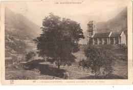 -65- LUZ SAINT SAUVEUR  La Chapelle Solferino - Timbrée TB