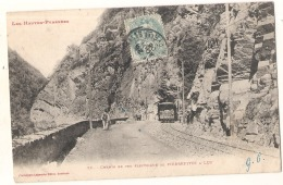 -65-  Chemin De Fer électrique De Pierrefitte à Luz  - TTB